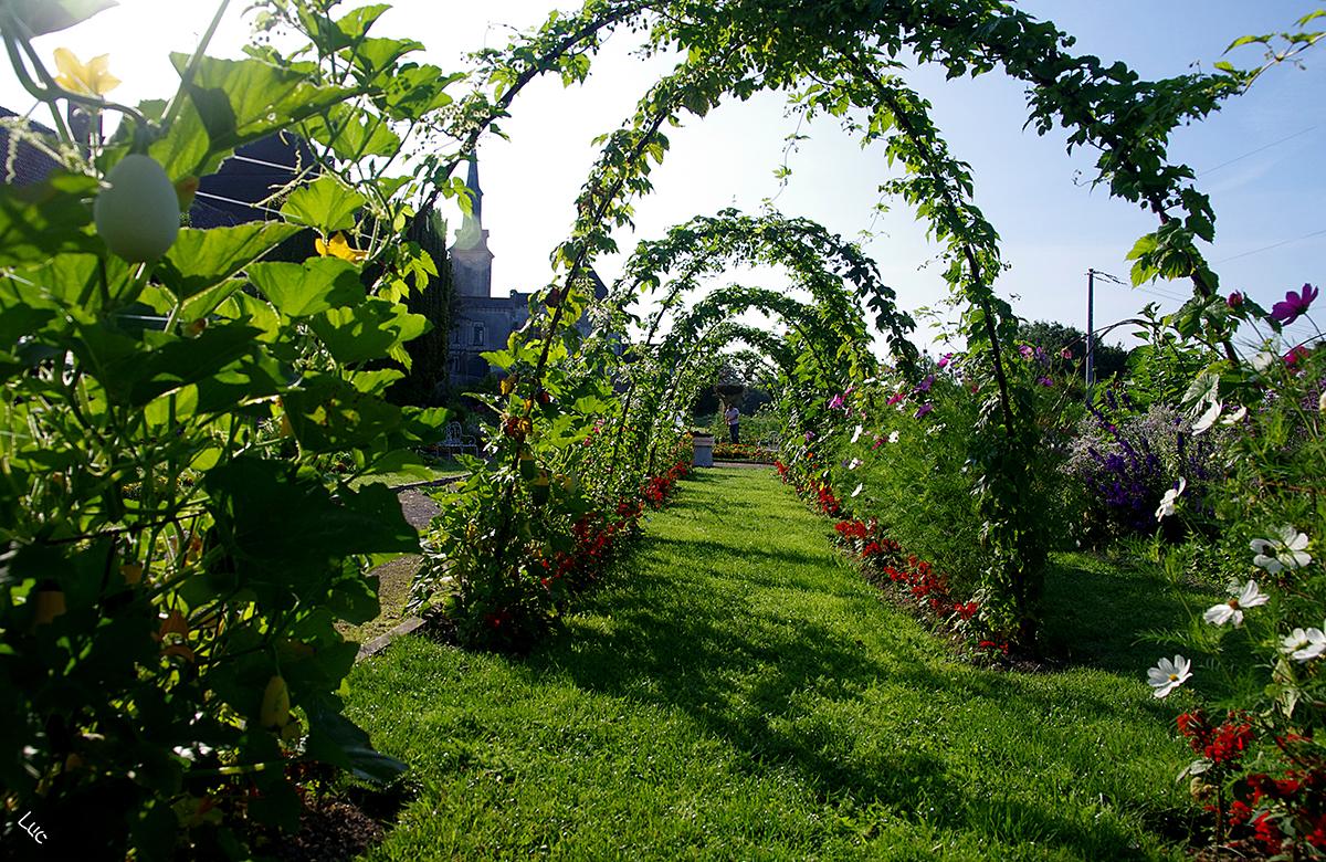 """Jardins en scène """"Des jardins et des hommes"""""""