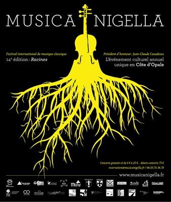 Concert d'ouverture du Festival Musica Nigella