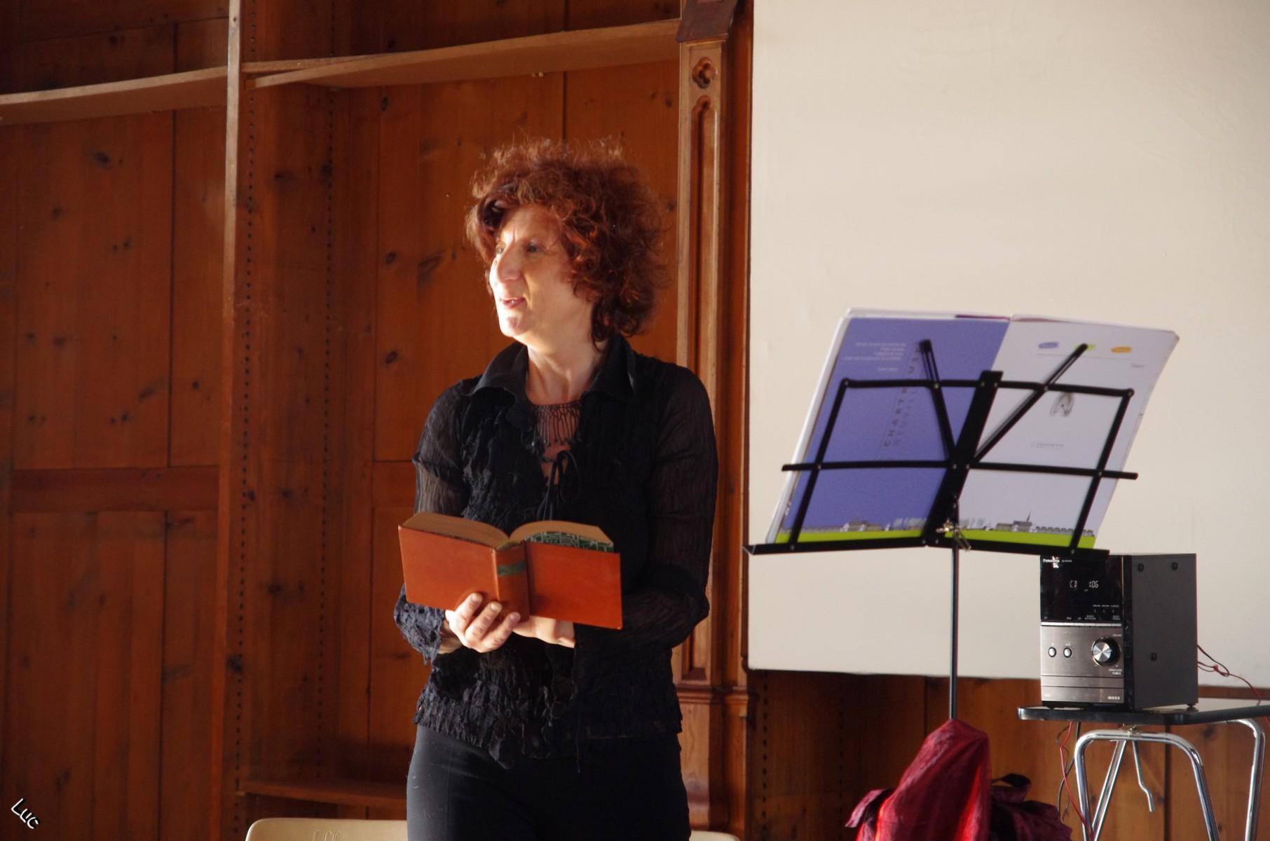 """Atelier """"Respiration poétique"""" : récréation artistique, poésie, improvisation"""