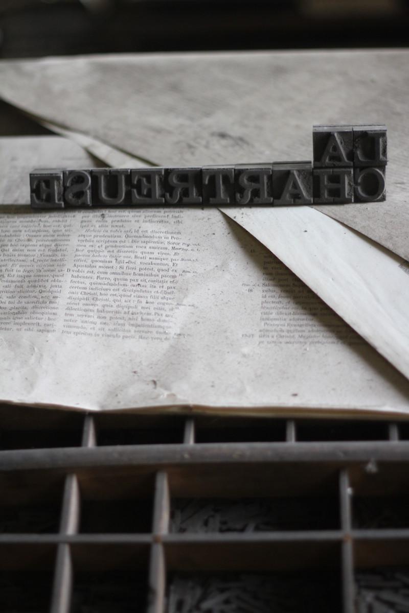 """Atelier """"Sur les traces de Gutenberg"""" : histoire de l'imprimerie, démonstration et pratique"""