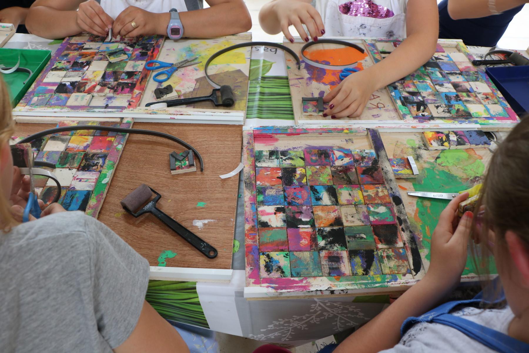 "Atelier ""Meta Portrait"" : Liberté du geste, liberté du regard"